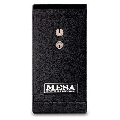 Key Lock Undercounter Depository Safe Size: 12'' H by Mesa Safe Co.
