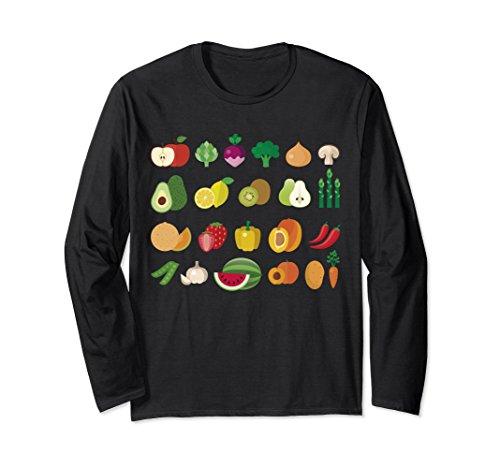 California Asparagus - California Agriculture Produce Veggies Long Sleeve Shirt
