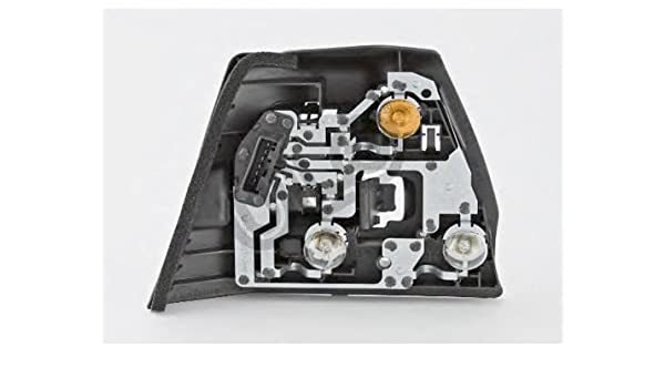 BMW e46 99-01 sedan Tail Lamp Bulb Carrier LEFT lh driver