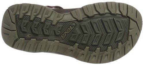 FI Rouge Teva Homme Randonnée 43 Chaussures Terra EU Redwood de 4 Hautes BOxBw8