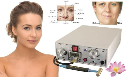 Beauty Ion Pro Deluxe Anti-Aging Skin Care System for Facelift, Neck Lift, Tummy Tuck and Rejuvenation Salon and Medispa