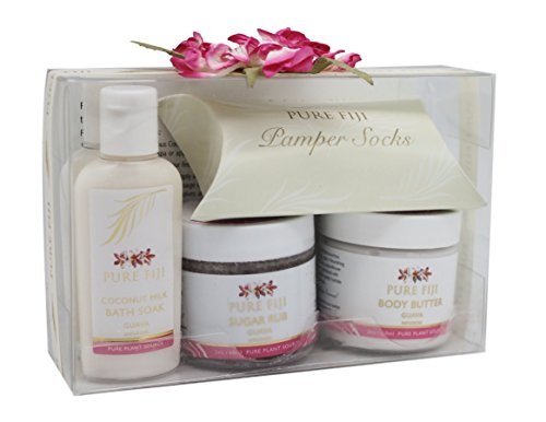 Pure Fiji Pedicure Box – GUAVA