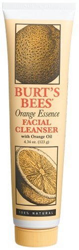 (Burt's Bees Orange Essences Facial Cleanser with Orange Oil, 4.34-Ounce Tube)