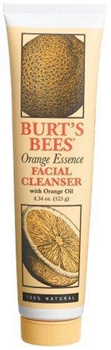 Burt's Bees Orange Essences Facial Cleanser with Orange Oil,