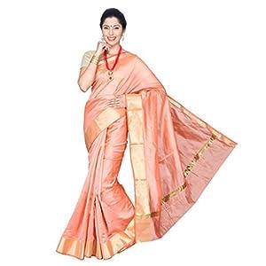 Pavecha's Saree with Blouse Piece