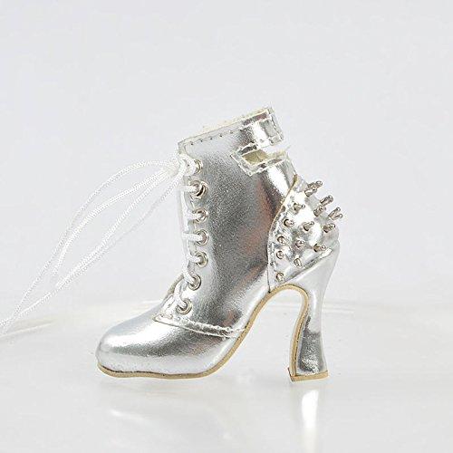 [Doll Shoes Sherry Fashion Shoes Boots BJD Delilah Noir Ellowyne Wilde 16