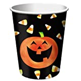 Halloween Party 9 oz. Paper Cups (25 cou