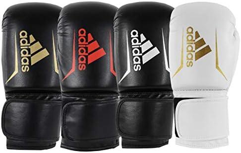 adidas Guantes de Boxeo Speed 50, Negro, 10, ADISBG50: Amazon.es: Deportes y aire libre