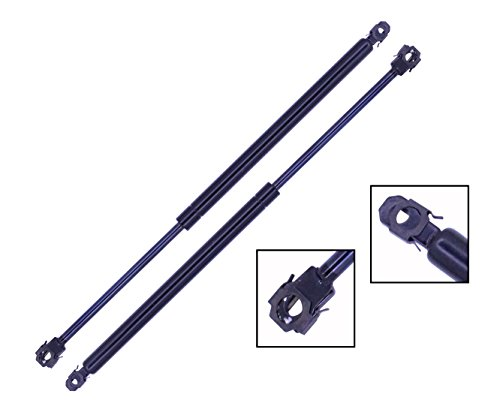 2 Pieces (SET) Tuff Support Hood Lift Supports 1986 To 1992 Buick Lesabre /1985 To 1990 Cadillac Fleetwood / 1987 To 1990 Cadillac Brougham / 1987 To 1991 Pontiac Bonneville/ 1985 To 1990 Cadillac Deville / 1985 To 1990 Cadillac Commercial Chassis / 1985 To 1990 Buick Electra / 1986 To 1991 Oldsmobile Delta 88 / 1985 To 1992 Oldsmobile Ninety Eight