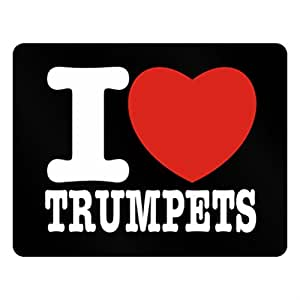 Teeburon I love Trumpets Plastic Acrylic