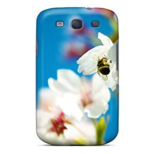 Premium [QRvJVEz7810txlLy]spring Bee Free Hd Case For Galaxy S3- Eco-friendly Packaging