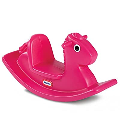 Little Tikes Rocking Horse Magenta | Educational Computers