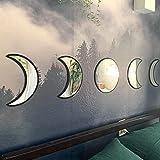 G.Dori Acrylic Moon Phase Mirror Set