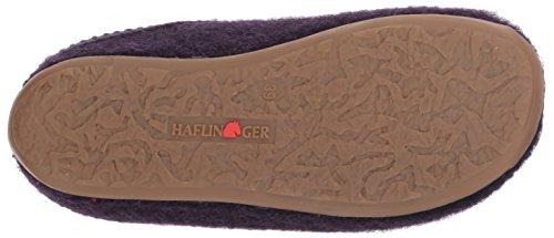 Haflinger Womens ASD Dynamic Slip On Slipper Eggplant LC2xsUjHJ