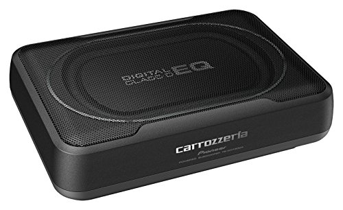 carrozzeria (Pioneer) 20cm×13cm Powered Sub Woofer TS-WX130DA【Japan Domestic genuine products】