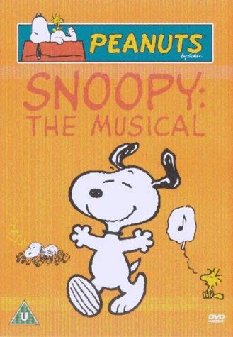 (Peanuts: Snoopy the Musical [DVD] )