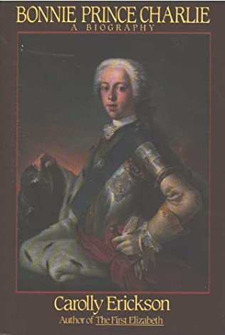 book cover of Bonnie Prince Charlie