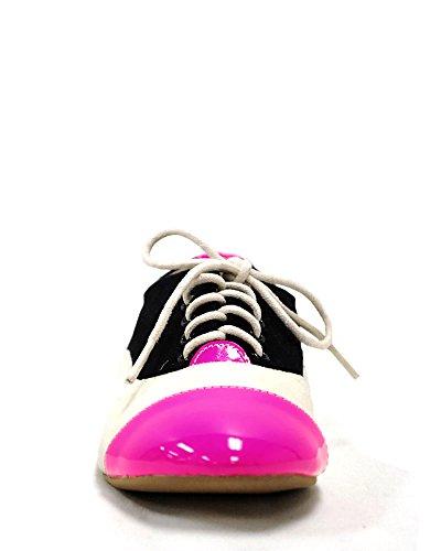 Pink Trudy Oxford Mixx Flat Shuz PI0xqB