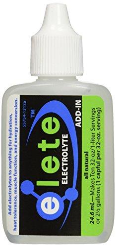 Elete Pocket Bottle Display Box, 12-Per Box by Elete
