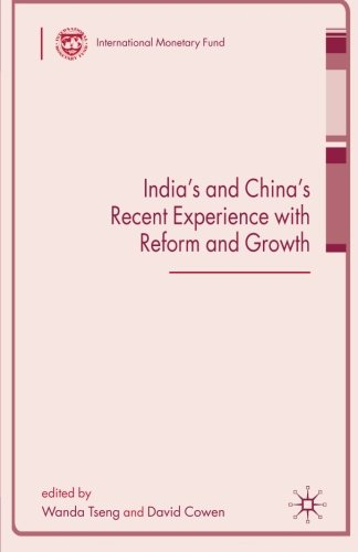 Indias And Chinas Recent Experience With Reform And Growth  Procyclicality Of Financial Systems In Asia