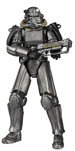 Fallout Funko Legacy Action Power Armor Action Figure (Blister Pack)]()