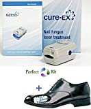 Cure-Ex Nail Fungus Laser Treatment + FREE Shoe UV Sterilization Kit Larger Image