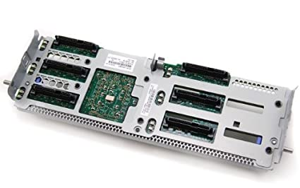 "IBM 4x 2.5 HS 12Gb SAS 2.5"" Panel embellecedor frontal Aluminio - Drive bay panel"