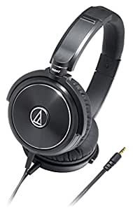 Audio-Technica ATH-WS99 Solid Bass Over-Ear Headphones