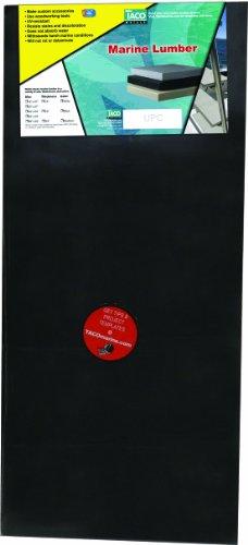 (Taco Metals Marine Lumber Sheet, 24 x 27 x 1/2-Inch, Black)