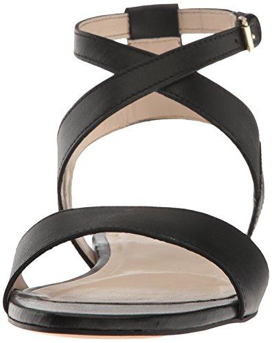 Cole Haan Kvinders Fenley Flad Sandal Sort fMqLH5Yz
