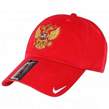 7d6119101 Official Russia Ice Hockey Baseball Cap by Nike, Baseball Caps - Amazon  Canada