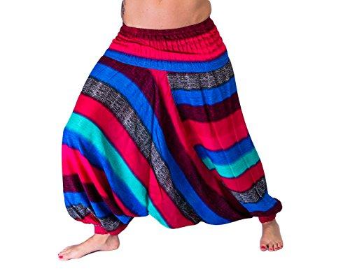 zuava donna da harem Mienloco Aladdin calzoni pantaloni modelli molti A33 alla wE544q0