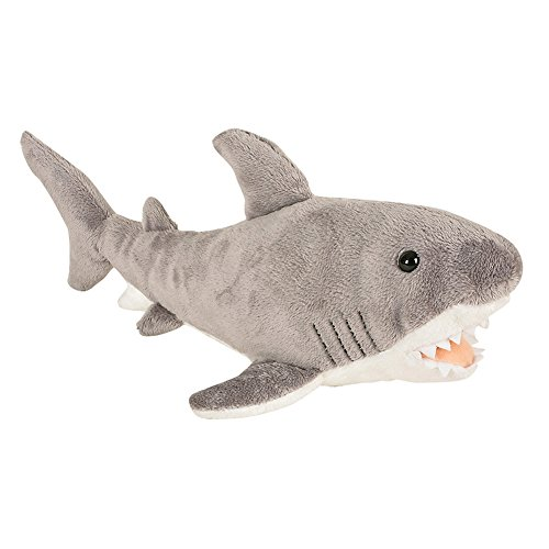 Great White Shark Attack Plush Toy - Vicious Lion Costume