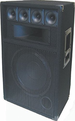 GEM Sound TR121 Passive DJ Speakers by Gem Sound