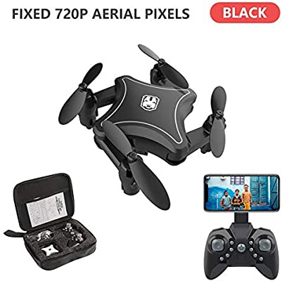 primrosely Drone 4K Sin Escobillas con Cámara Dron Cuadricóptero ...