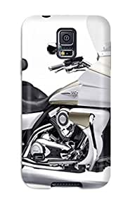 Galaxy S5 Case, Premium Protective Case With Awesome Look - Kawasaki Motorcycle