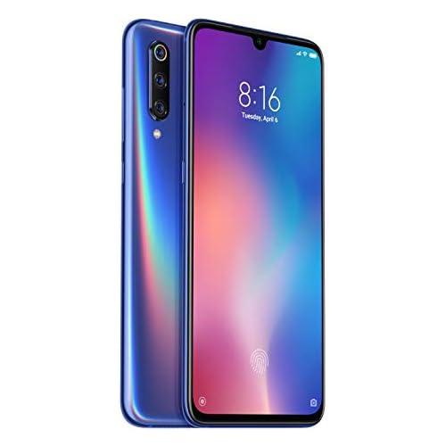 chollos oferta descuentos barato Xiaomi Mi 9 16 2 cm 6 39 6 GB 128 GB SIM Doble 4G Azul 3300 mAh Smartphone 16 2 cm 6 39 6 GB 128 GB 48 MP Android 9 0 Azul