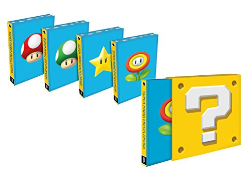 Super Mario Encyclopedia Limited Edition