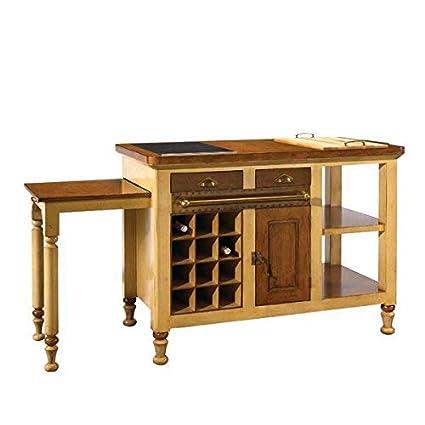 Amazon.com - Bloomsbury Market 2 Drawers Solid Wood Kitchen ...