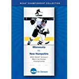 2003 NCAA(r) Division I Men's Ice Hockey Championship - Minnesota vs. New Hampshire