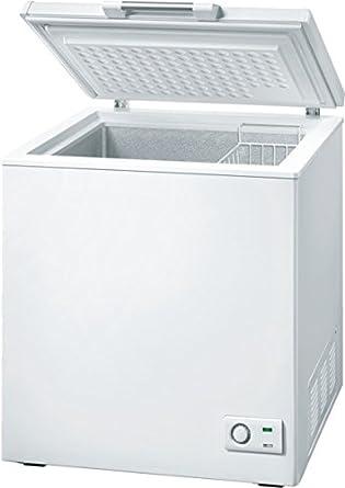 Bosch – gcm15vw20 – Congelador baúl 77.8 cm 140L A + Blan ...