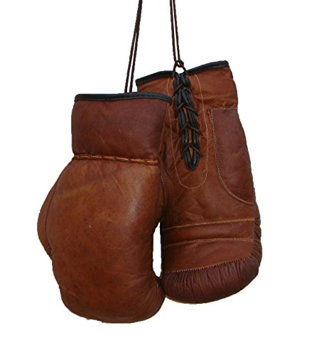 retro-tan-leather-boxing-gloves-vintage-gloves