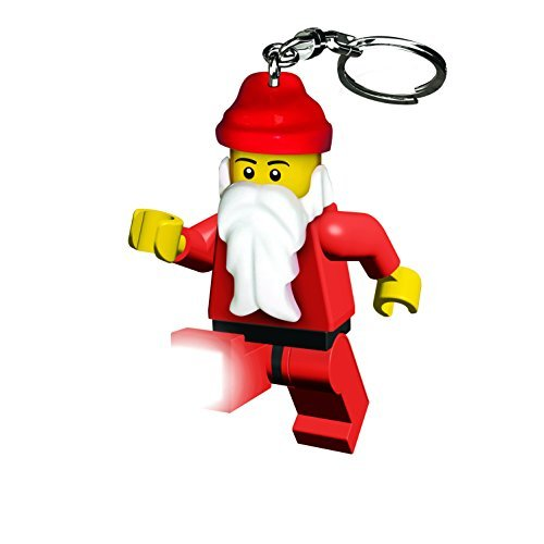 Lego Lights Santa Keylight by LEGO re:creation