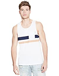 "<span class=""a-offscreen"">[Sponsored]</span>Men's Clement Striped Jersey Tank"