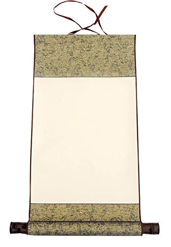 Painting Blank Antique Rice Paper Scroll(5027 cm),H4 ()