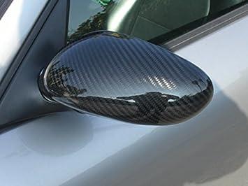 autotecknic seco - Cubiertas de espejo de fibra de carbono Porsche 996/986: Amazon.es: Deportes y aire libre