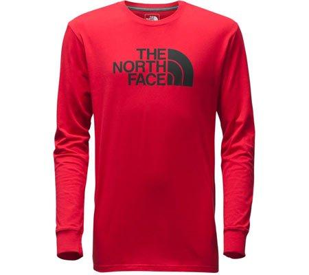 fcc129b95 The North Face Men's Long Sleeve Half Dome Tee