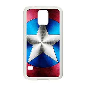 Steel Star Cell Phone Case for Samsung Galaxy S5