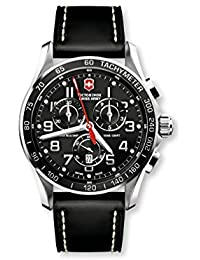 Mens 241444 Chron Classic Black Chronograph Dial Watch
