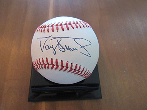 Darryl Strawberry 1983 Roy 4X Wsc Yankees Mets Autographed Signature Vintage Baseball - JSA Certified Darryl Strawberry Yankees